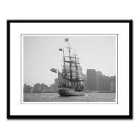 sf bay tall ships framed photographs