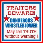 Dangerous Whistleblower