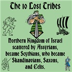 10 Lost Tribes