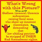 2nd Amendment Irony