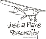 Just a Plane Personality