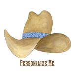 Personalized Cowboy Hat