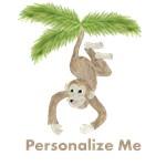 Personalized Jungle Animals