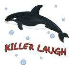 Orca Whale - Killer Laugh