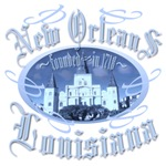 New Orleans 1718 - Old Louisiana