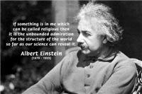 Albert Einstein: Science, Religion and Wonder