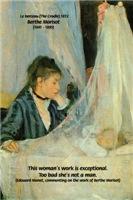 Cradle Painting: Female Impressionist Art Morisot