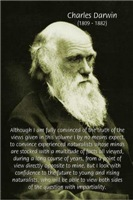 Charles Darwin: New Ideas in Science