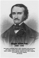 Gothic Fiction: Edgar Allan Poe The Raven