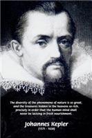 Revolution, Science: Kepler Astronomy Astrophysics