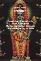 Diversity from Unity: Brahman Transcendent Reality