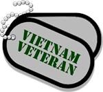 Vietnam Dog Tags