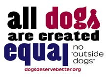 All Dogs Are Created Equal: No