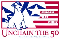Unchain the 50!