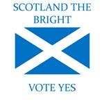 Scotland the Bright Vote Yes