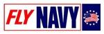 Fly Navy Logo