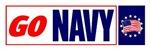 Go Navy Logo