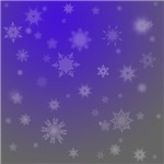 Snowflakes Sky