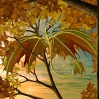 Autumn Maple Leaf Dragon