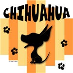 Chihuahua Yellow/Orange Stripe