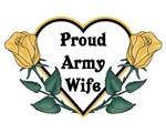 Yellow Rose - Army Wife