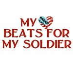 My heart beats for my soldier