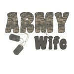 Army Wife (tags)