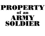 Property of an Army Soldier Items
