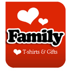 I Love My Family T-shirts & I Love my Family T-shi