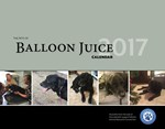 The Pets of Balloon Juice Calendar 2017