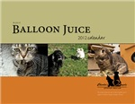 The Pets of Balloon Juice 2012 Calendar