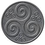 Stone Triskele