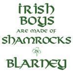 Irish Boys Are Made of