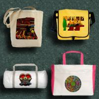 Tote, Messenger, Gym & Beach Bags