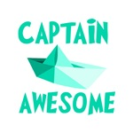Captain Awesome Boat