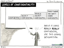 4/12/2010 - Levels of Confidentiality