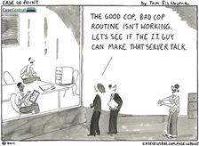 8/29/2011 -Good Cop, Bad Cop