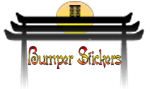 Sports Bumper Stickers