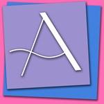 Pretty 3-Color Colorblock Monogram Totebags