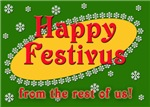 Happy Festivus Greeting Cards