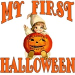 MY FIRST HALLOWEEN for BABY