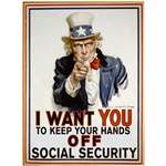 Tell Congress Not to Touch Social Security