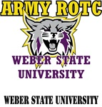 Weber State University - ROTC with Text