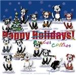 Happy Border Collie Holidays!