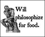 Philosophize for Food