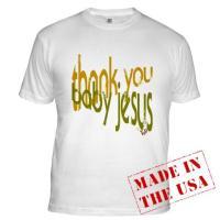 Thank you baby Jesus