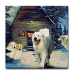 Great Pyrenees Cottage