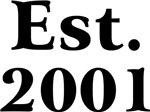Est. 2001