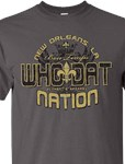 Who Dat Authentic Apparel