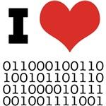 I Heart Binary